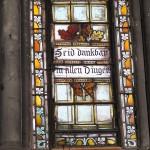 Kirche in Mulhousen, Alsace, France