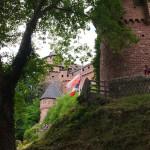 Château Du Haut-Kœnigsbourg Orchswiller, Alsace, France